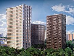 Жилой комплекс Discovery от MR Group Квартиры комфорт класса рядом с метро